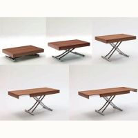 [Where to buy] Coffee table that transforms into dining ...