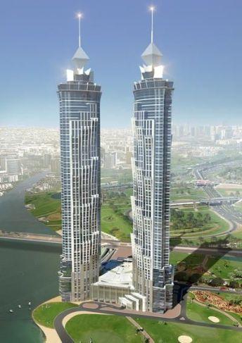 JW Marriott Marquis Dubai 1 & 2