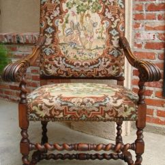 Antique Needlepoint Chair Arne Jacobsen Swan Needlepoint, Arm Chairs And Twists On Pinterest