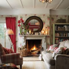 Cosy Living Room With Log Burner Decorating Ideas For Shelves New Home Story: Ambleside Collection | Laura Ashley Blog ...