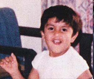 Image result for ranveer singh childhood images
