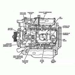 2007 Town And Country Alternator, 2007, Free Engine Image