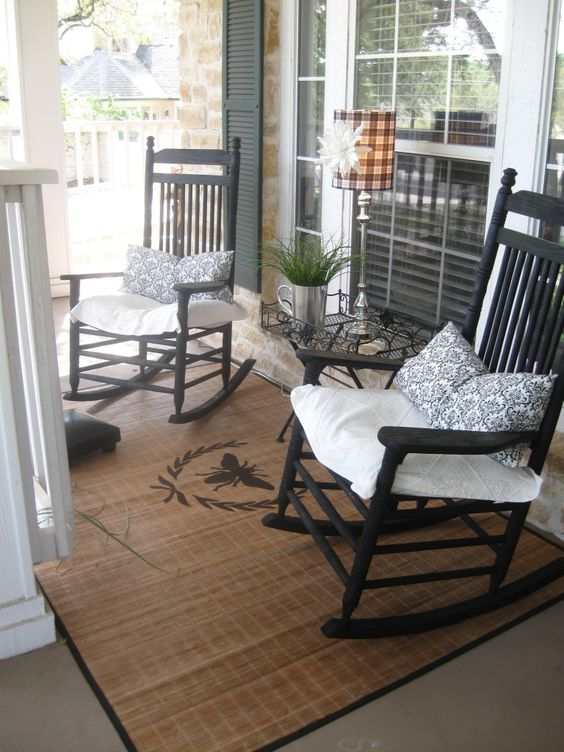 4127327ec63135b293bd4635a8d55aa3 5 Stylish Elements for Southern Front Porch