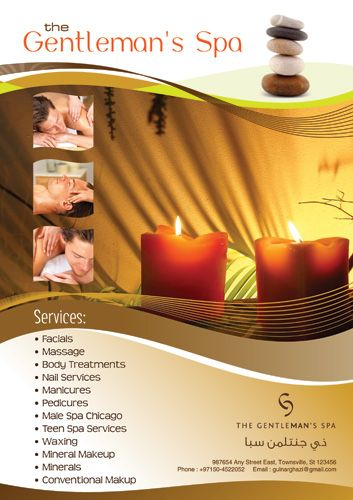 Massage Flyers Yahoo Image Search Results Flyer For