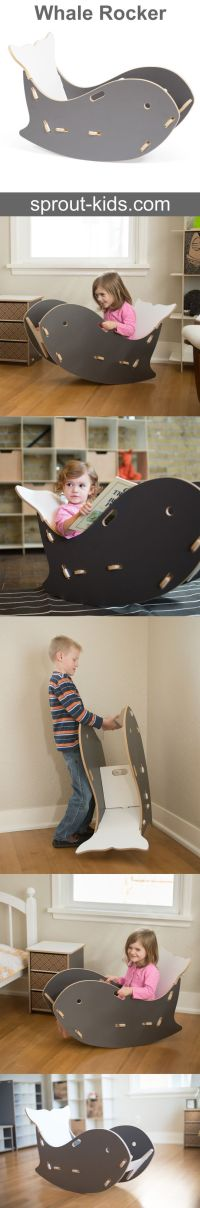 Whales, Recycled materials and Chairs on Pinterest