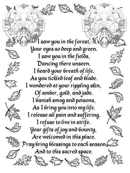 Summer Goddess Prayer