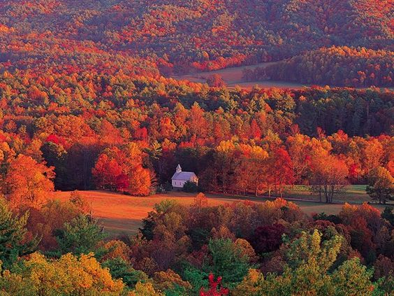 Great Smoky Mountains, National Parks And Places To See On
