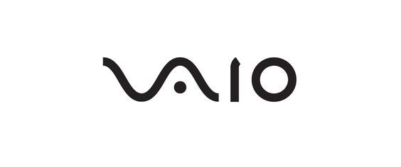 Sony's sub-brand VAIO's logo consists of representations