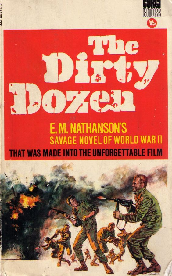 Image result for dirty dozen book cover