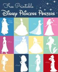 1000+ ideas about Princess Wall Art on Pinterest | Disney ...