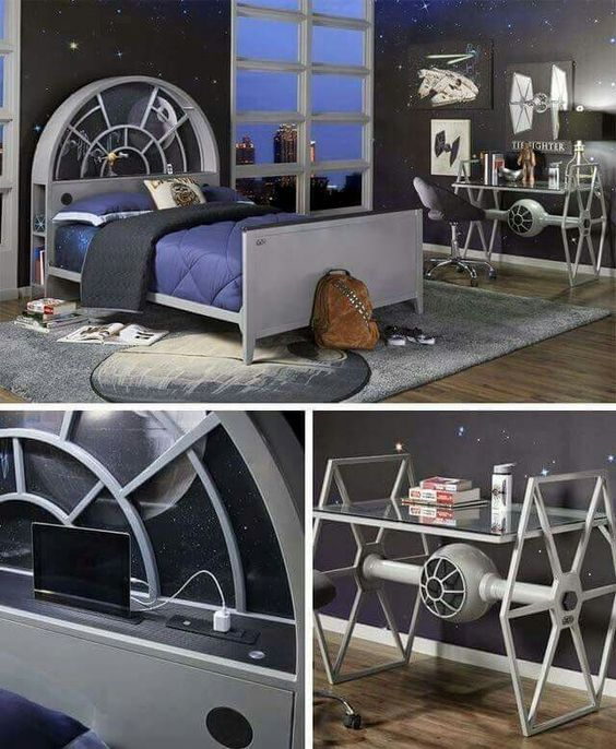 Star Wars War and Star wars bedroom on Pinterest