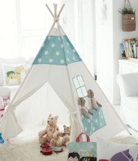 Children teepee tent baby play tent by goodhapy on Etsy ...