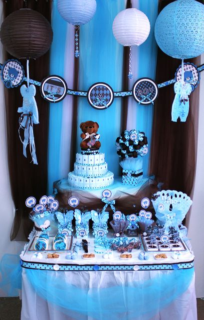 Southern Blue Celebrations MORE BOY BABY SHOWER IDEAS