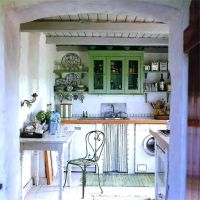 country house kitchen set furniture Classic Decorative ...