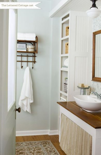 martha stewart bathroom paint color ideas Pinterest • The world's catalog of ideas