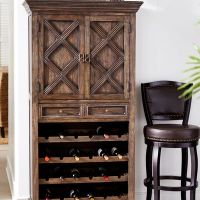 Danica Tall Wine Cabinet   For the Home   Pinterest   Wine ...