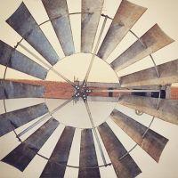 windmill ceiling fan diy - Google Search   Chicago ...