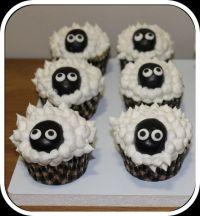 lamb cupcakes - for skylanders cake | Jrgen kake ...