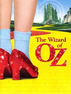 Image result for the red shoes in the wizard of oz