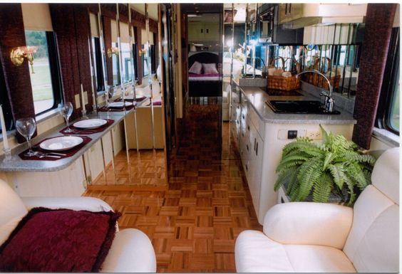 Double Decker Bus Conversion To Motorhome