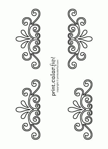 Tambour beading, Flower stencils and Stencil patterns on