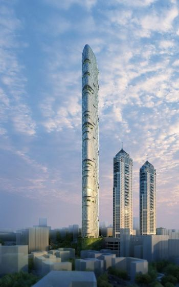 tallest skyscrapers in mumbai