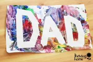 craft idea for toddlers:
