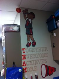 Sport theme, Bulletin boards and Sports on Pinterest