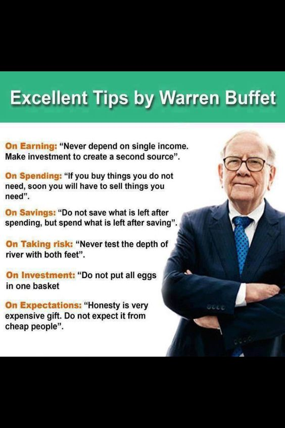 Sell Things Warren Buffett And Investing On Pinterest