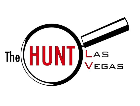 They have a scavenger hunt on Fremont Street that's all