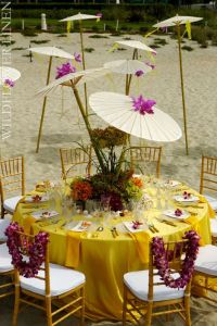 #yellow hues on the #beach creates a perfect tropical feel ...