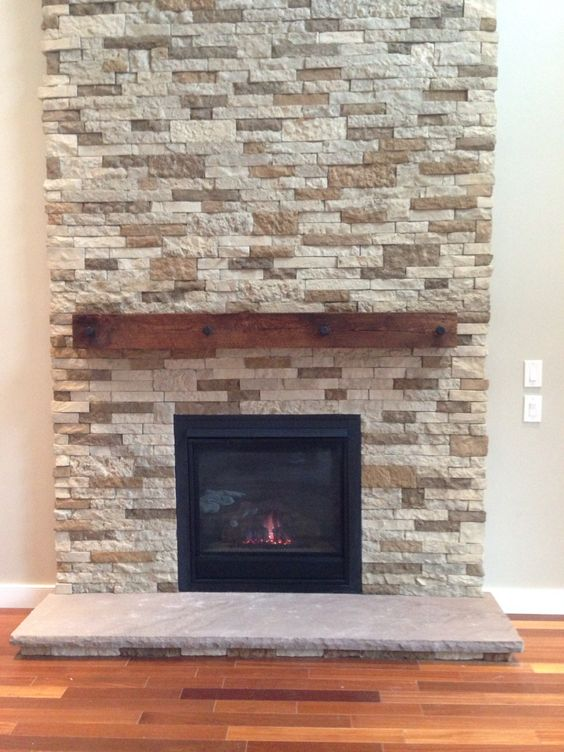 Airstone fireplace Airstone and Fireplaces on Pinterest
