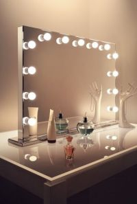 Hollywood Mirrors, Hollywood Mirror with Lights, Makeup