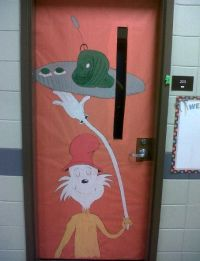 """Green Eggs and Ham"" Door Decoration | Cafeteria ..."