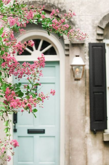 Charleston, SC home. Photo by Leslee Mitchell.: