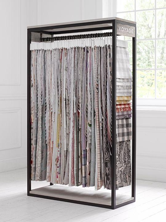 fabric display hangers