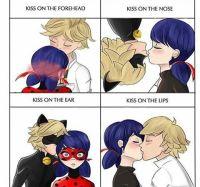 Miraculous variety kiss | miraculous ladybug | Pinterest ...