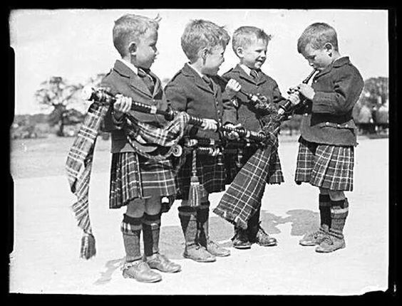 Young Pipers  Scotland  Piping Hot Pinterest