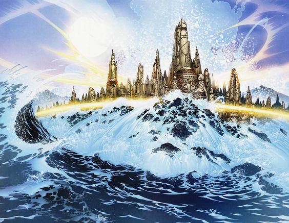 Crux 04 - Atlantis Rising: