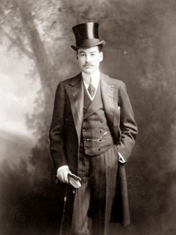 Alfred Vanderbilt c.1907 Lost his life in the Titanic sinking.: