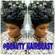 quick weave soft curls