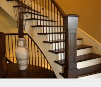 interior+staircase+rail | BC Interior Stair & Railing ...