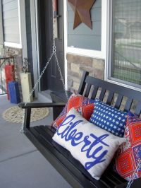 Large stand along firecrackers for front porch decor ...