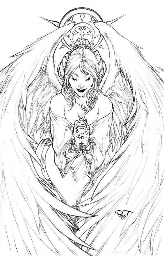 Pure Hearth by pant.deviantart.com on @deviantART * Angel