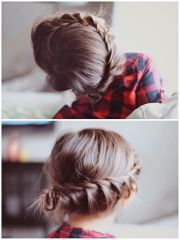 updo little girl hairstyles