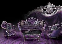 Gorgeous Gothic Victorian Sofa ~ #Victorian #Gothic # ...