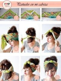 I want pretty: Hair - Mascadas para el cabello !   Beauty ...
