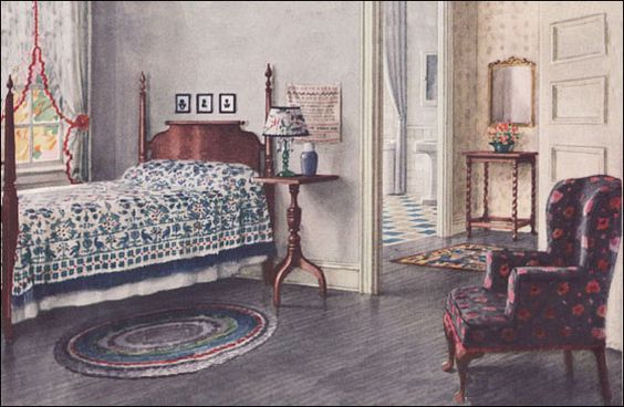 1920s colonial furniture
