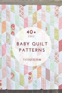Free baby quilt patterns - good to have on hand | Sewing ...