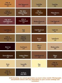 pantone name brown colors